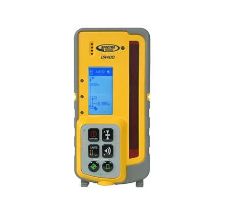 DR400 Spectra laser Receiver