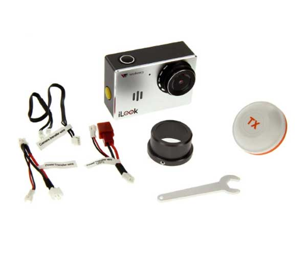 Walkera iLook FPV 5 8Ghz HD Camera - Precision Laser Services on